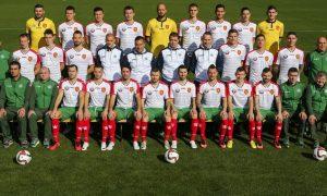 българия национален отбор
