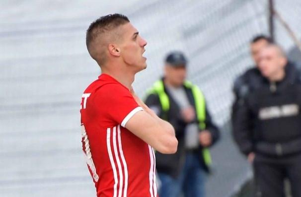 Кирил Десподов със стъпка по-близко до ЦСКА