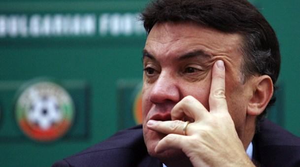 Борислав Михайлов: Не си тръгвам заради Бойко Борисов