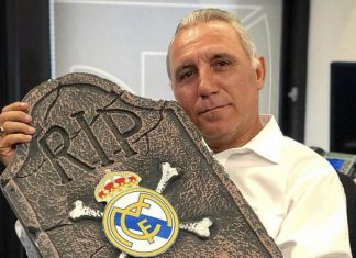 Ицо погреба Реал (Мадрид)