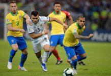 Бразилия спечели Суперкласико