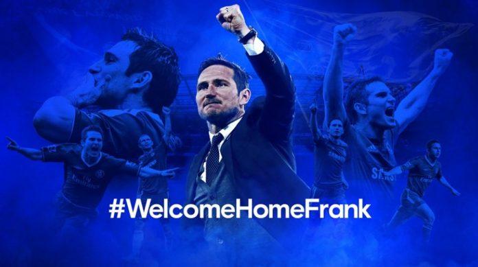 Франк Лампард е новият мениджър на Челси