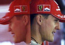 Михаел Шумахер е дошъл в съзнание