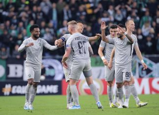 Лудогорец е най-силният отбор в Лига Европа