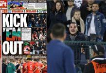 УЕФА да изхвърли България